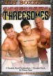 Fiercesome Threesomes DVD - Front