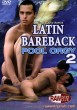 Latin Bareback Pool Orgy 2 DVD - Front