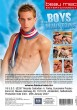 Boys in the Mountains DVD - Back