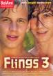 Flings 3 DVD - Front