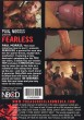 Fearless DVD - Back