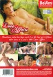 Love Affairs DVD - Back