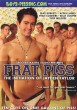 Frat Piss: The Initiation of Jayden Taylor DVD - Front