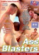 Ass Blasters (Cre8tive Juices) DVD - Front