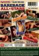 Bareback All Stars (Saggerz Skaterz) DVD - Back