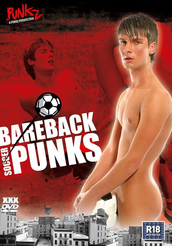 Bareback Soccer Punks DOWNLOAD - Front