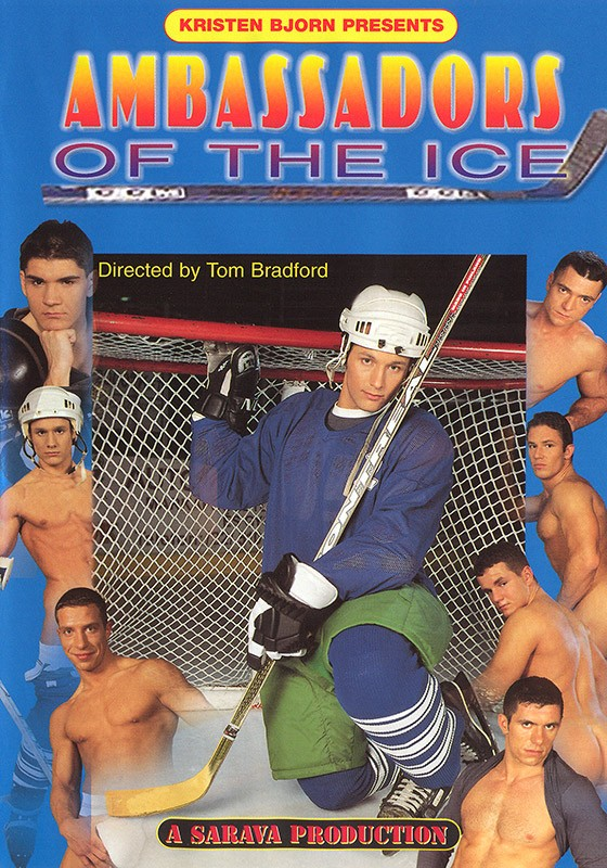 Ambassadors of the Ice DVD - Front