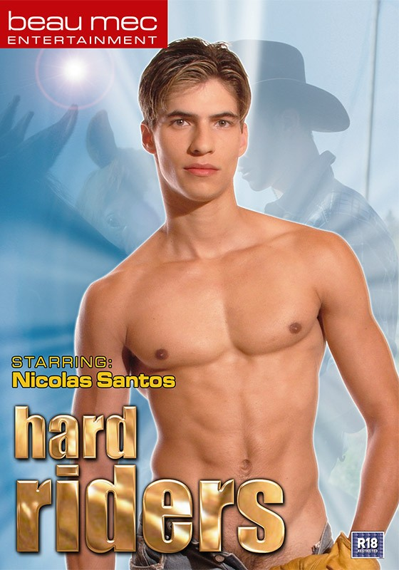 Hard Riders (Beau Mec) DVD - Front