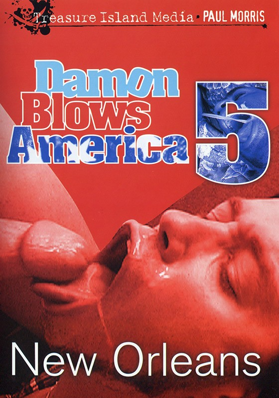 Damon Blows America 5: New Orleans DOWNLOAD - Front