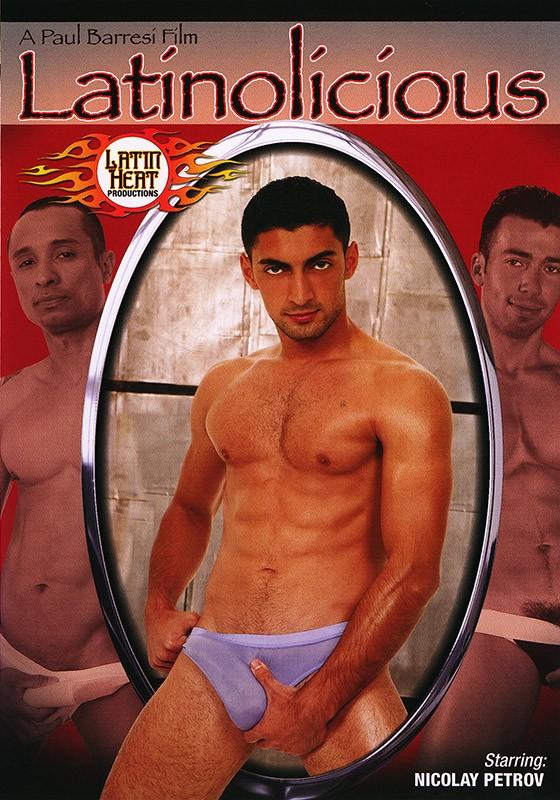 Latinolicious DVD - Front