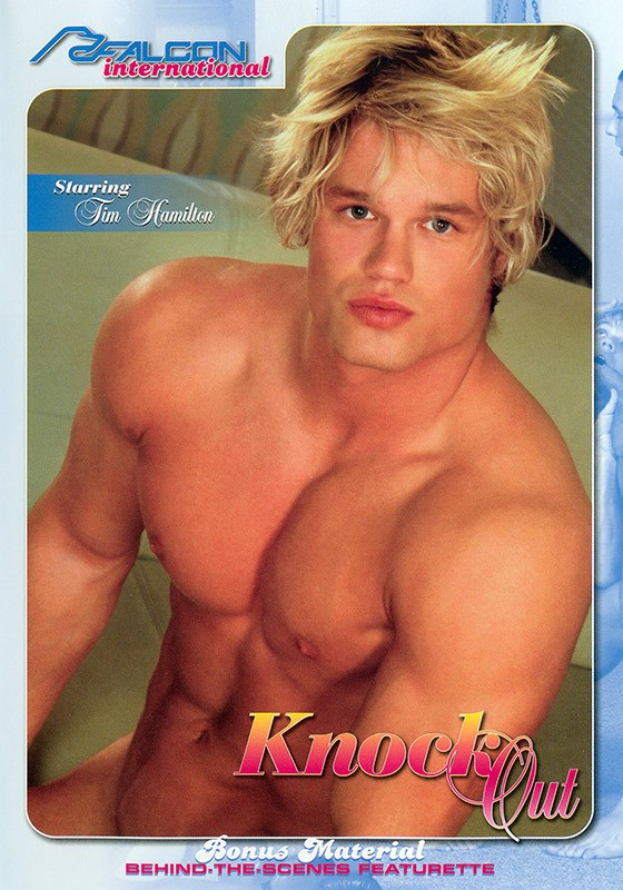 Knock Out DVD - Front