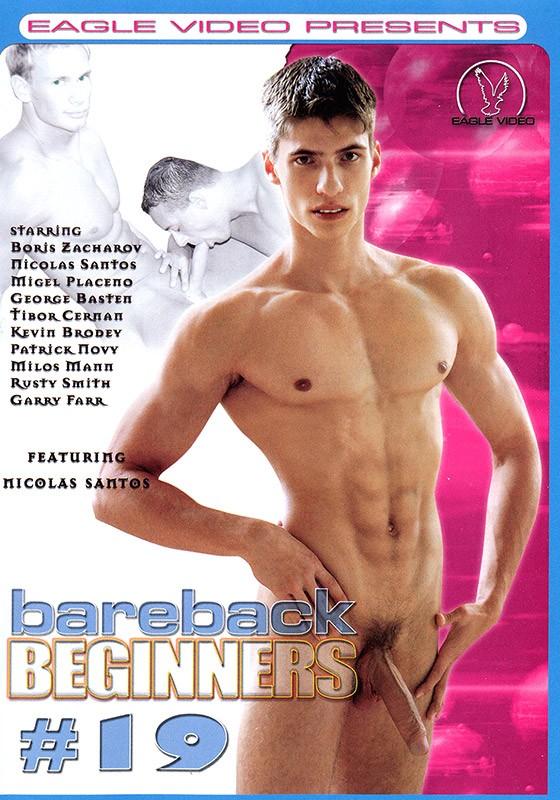 Bareback Beginners 19 DVD - Front