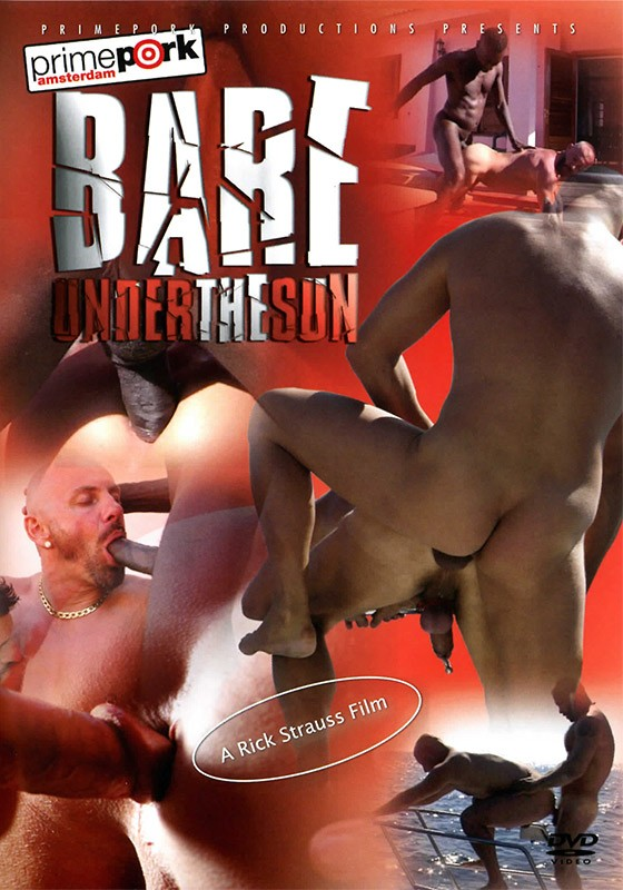 Bare Under the Sun DVD - Front