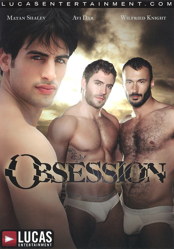 Obsession DVD - Front