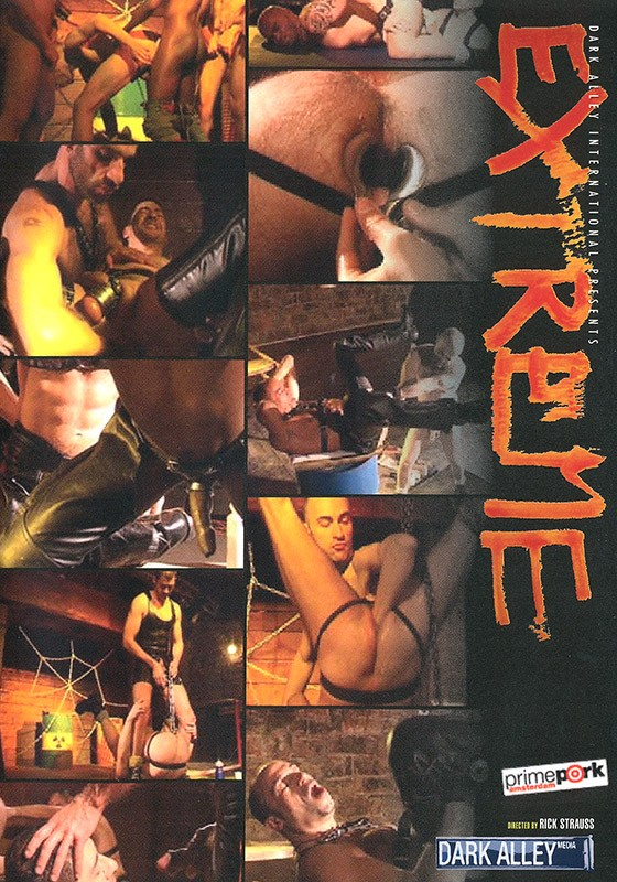 Extreme DVD - Front