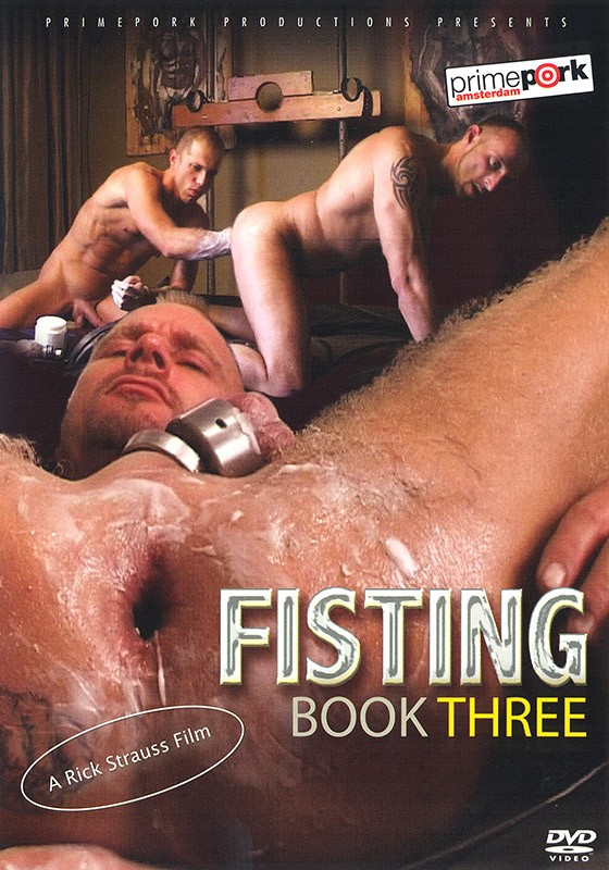 Fisting Book 3 DVD - Front