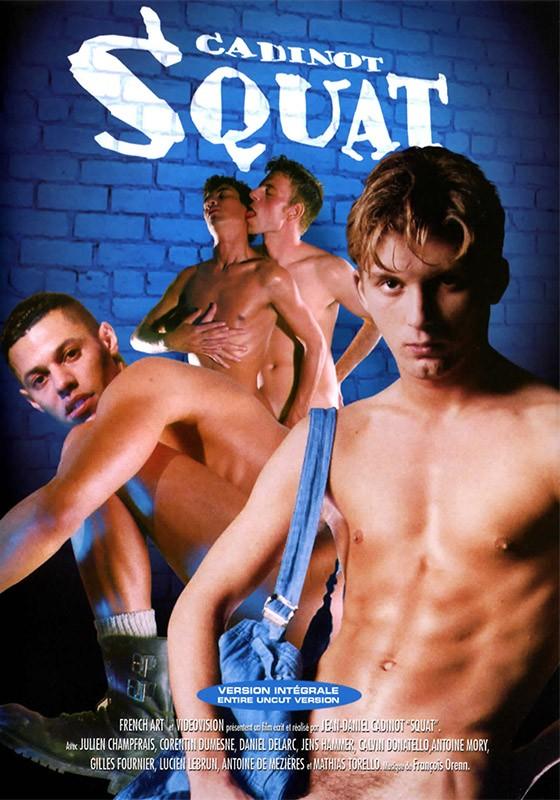 Cadinot Squat DVD - Front