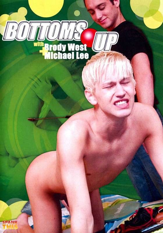 Bottoms Up DVD - Front