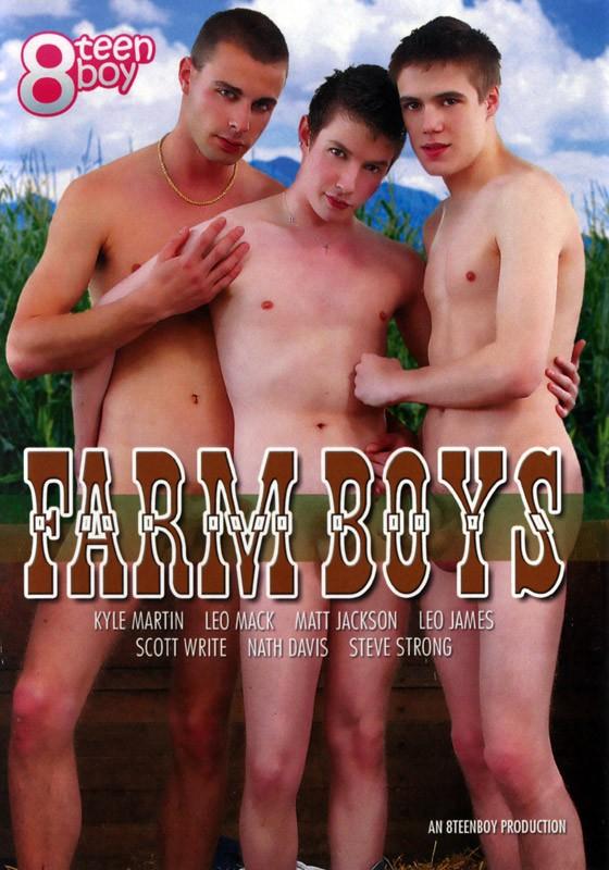Farm Boys (Helix) DVD - Front