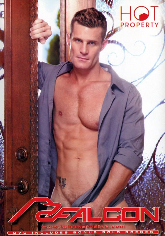 Hot Property DVD - Front