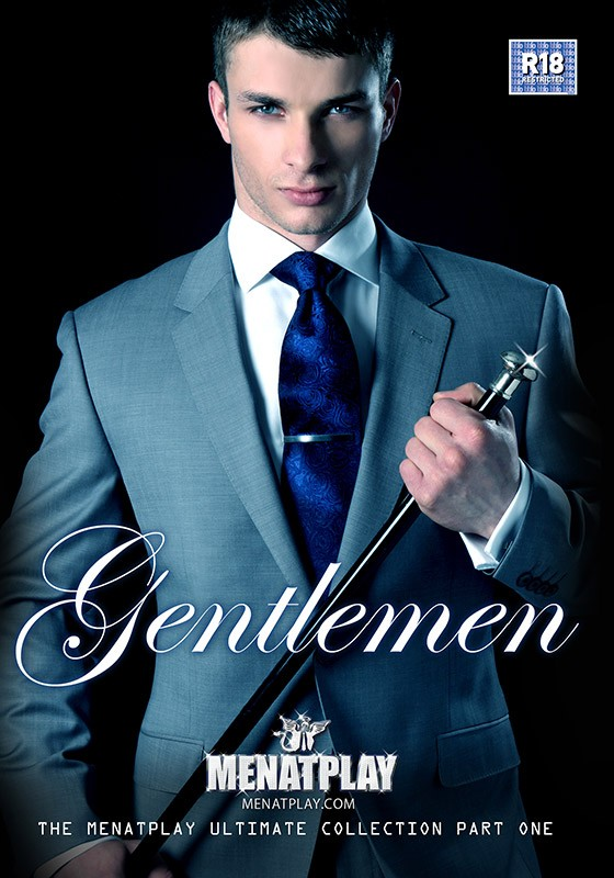 Gentlemen: The Menatplay Ultimate Collection Part 1 DVD - Front