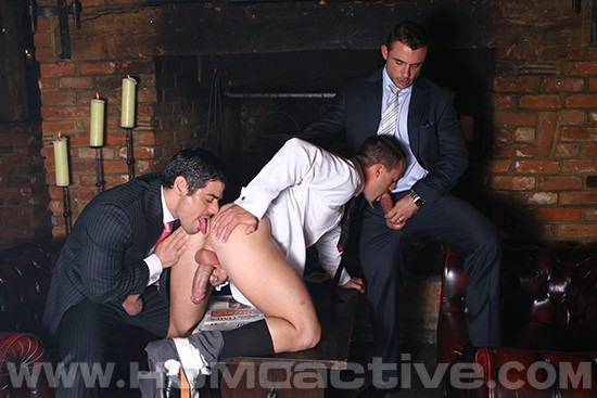 Gentlemen: The Menatplay Ultimate Collection Part 1 DVD - Gallery - 003