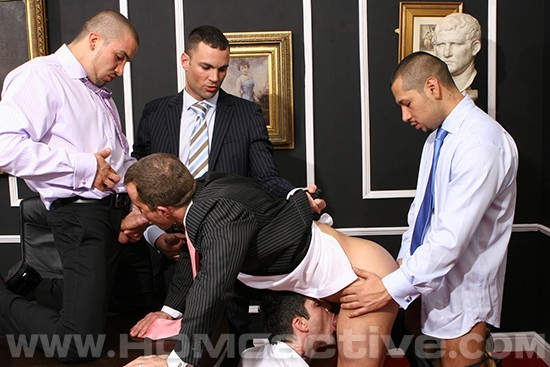 Gentlemen: The Menatplay Ultimate Collection Part 1 DVD - Gallery - 006