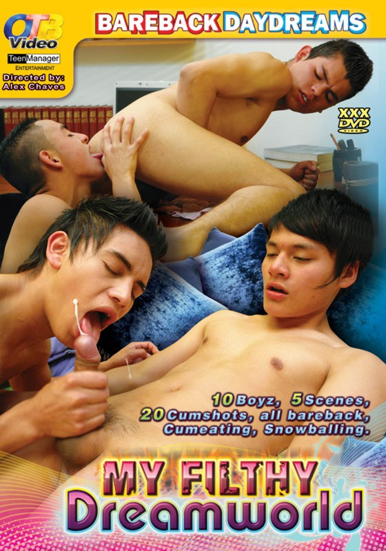 My Filthy Dreamworld DVD - Front
