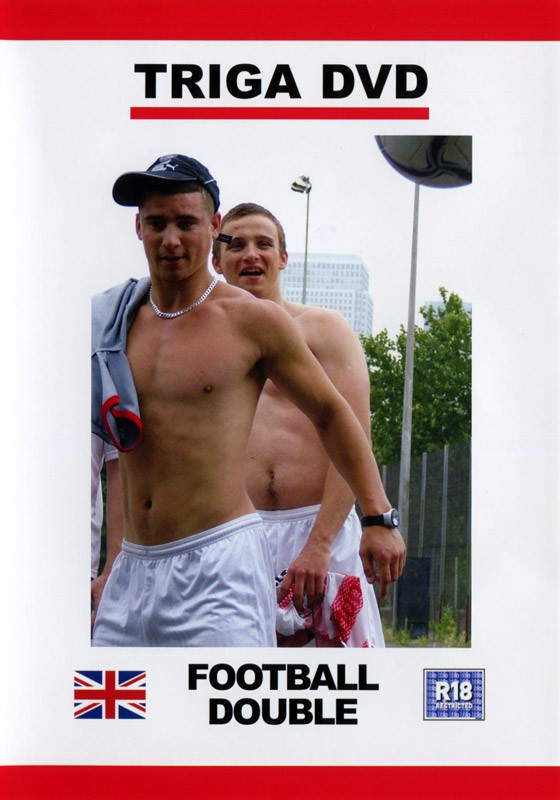 Football Double DVD - Front