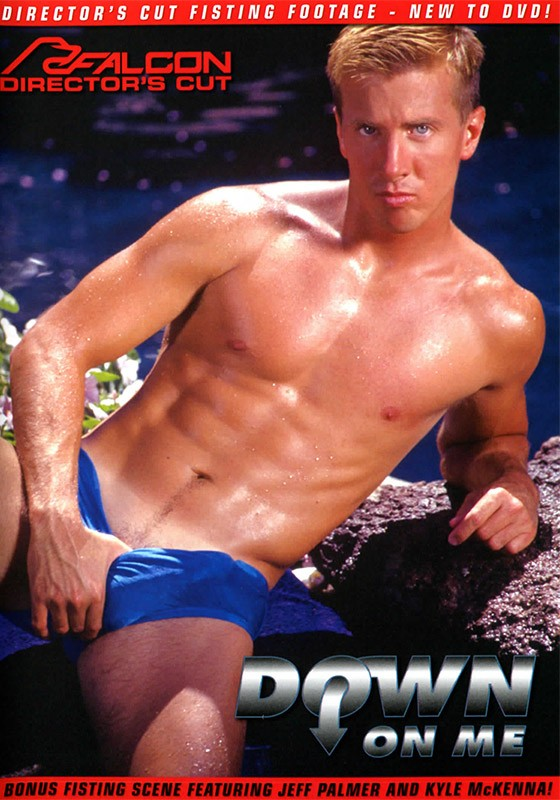 Down on Me (Director's Cut) DVD - Front