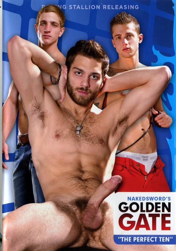 Golden Gate: The Perfect Ten DVD - Front
