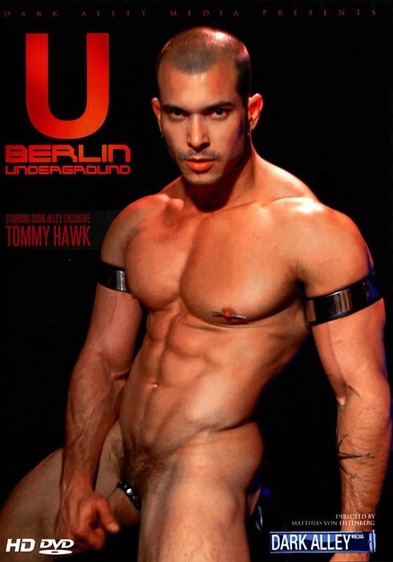 Berlin Underground DVD - Front
