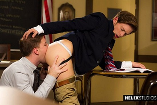 Scandal At Helix Academy DVD - Gallery - 002