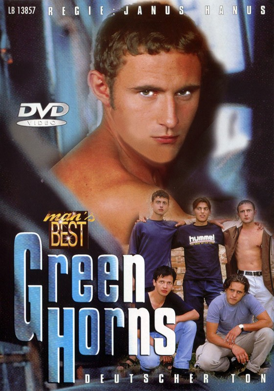 Green Horns DVD - Front