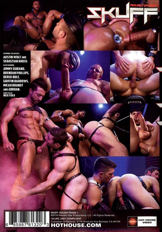 Skuff: Rough Trade 1 DVD - Back