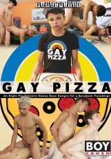 Gay Pizza DVD