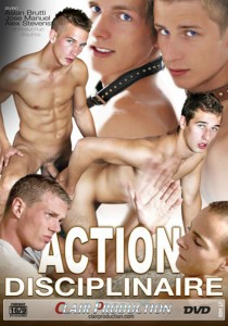 Action Disciplinaire DOWNLOAD - Front