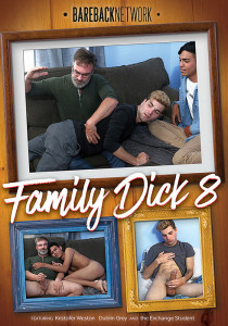 Family Dick 8 DVD