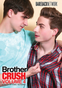 Brother Crush 4 DVD