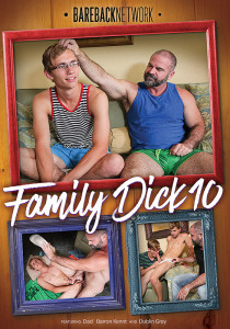 Family Dick 10 DVD