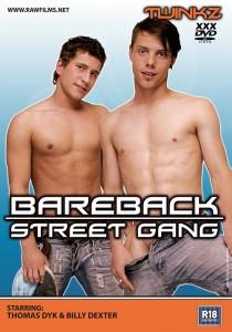 Bareback Street Gang DVD (NC)