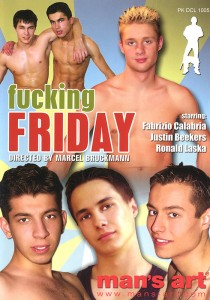 Fucking Friday DVD (S)