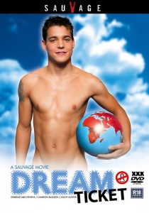 Dream Ticket DVDR (NC)