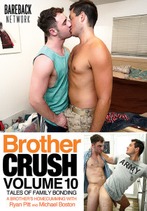 Brother Crush 10 DVD (S)