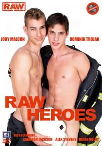 Raw Heroes DVDR (NC)