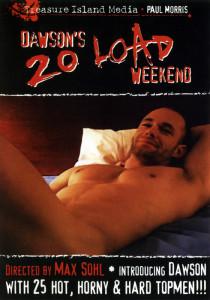 Dawson's 20 Load Weekend DVD (S)