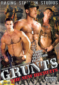 Grunts: The New Recruits DVD (S)