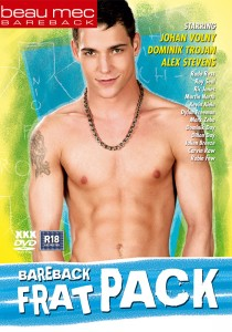 Bareback Frat Pack DVD (NC)