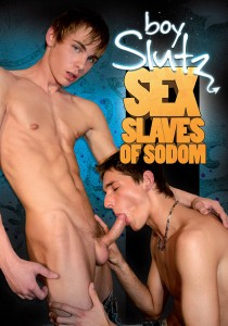 Sex Slaves of Sodom DVDR (NC)