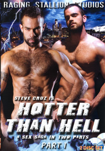 Hotter than Hell part 1 DVD (S)